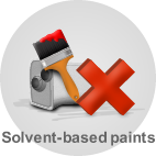 Solvent-based Paints